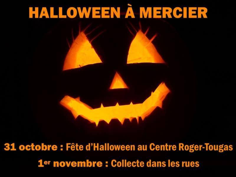 Halloween à Mercier