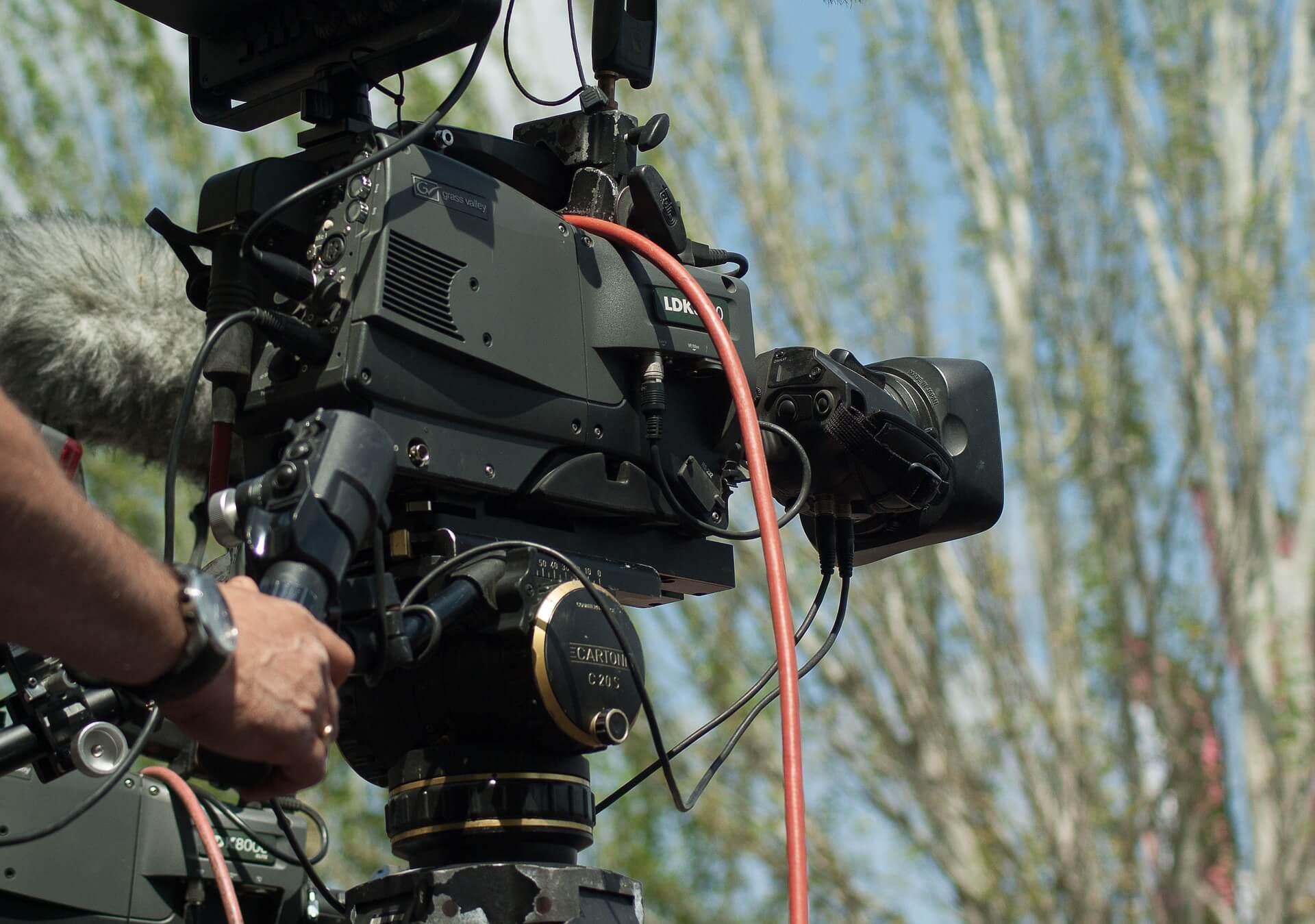 Demande de tournage