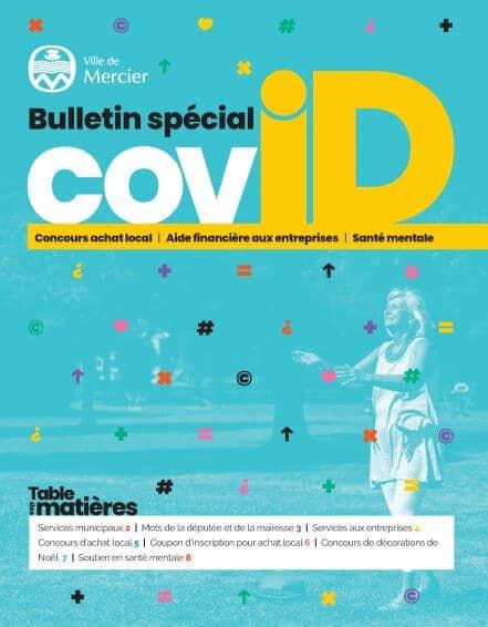 Coronavirus: des initiatives pour soutenir les citoyens et les entreprises