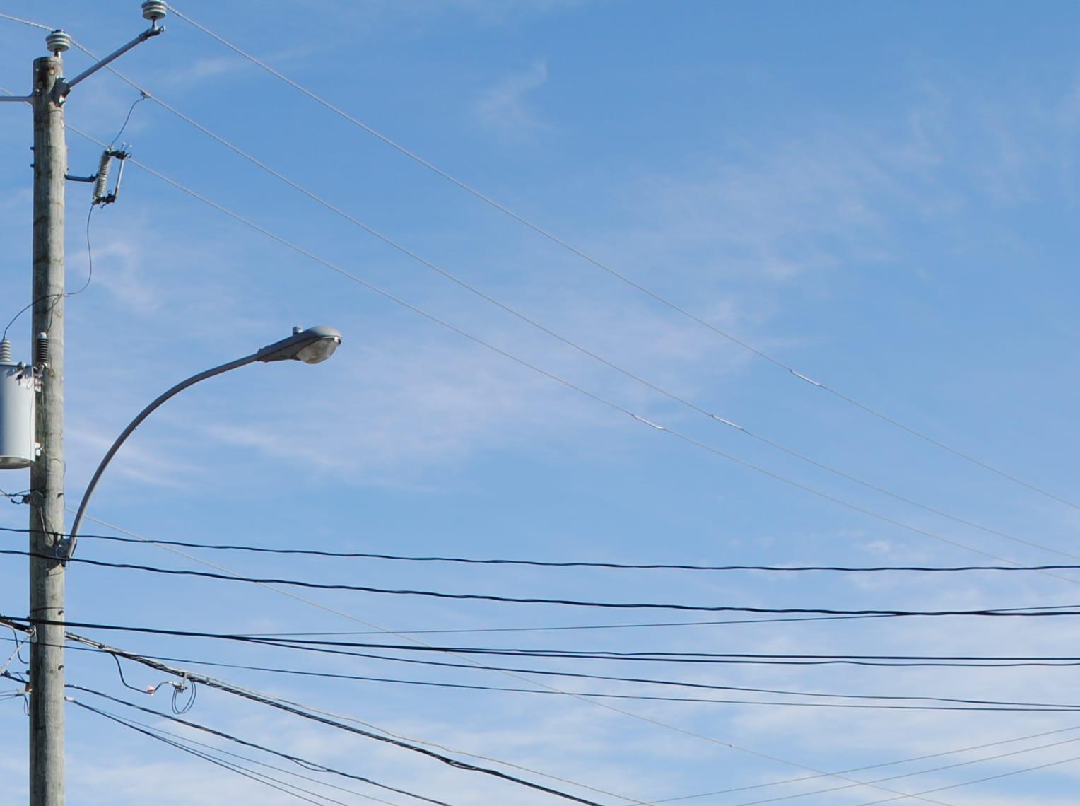 Les lampadaires de Mercier passent à la technologie DEL