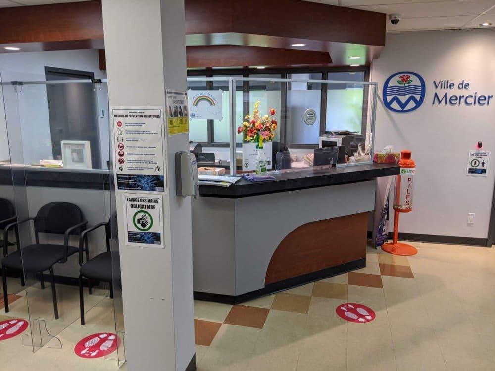 Coronavirus: les bureaux administratifs seront fermés au public  dès le 17 décembre