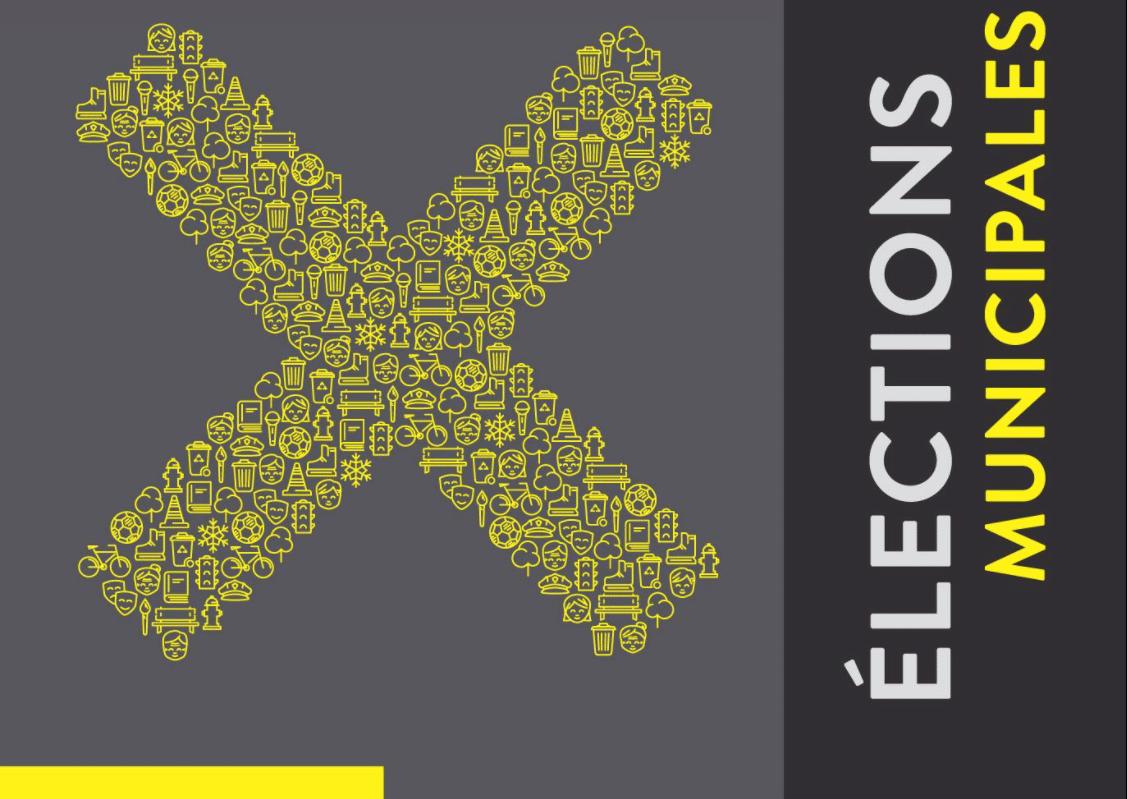 Élections municipales: 5 candidats élus par acclamation