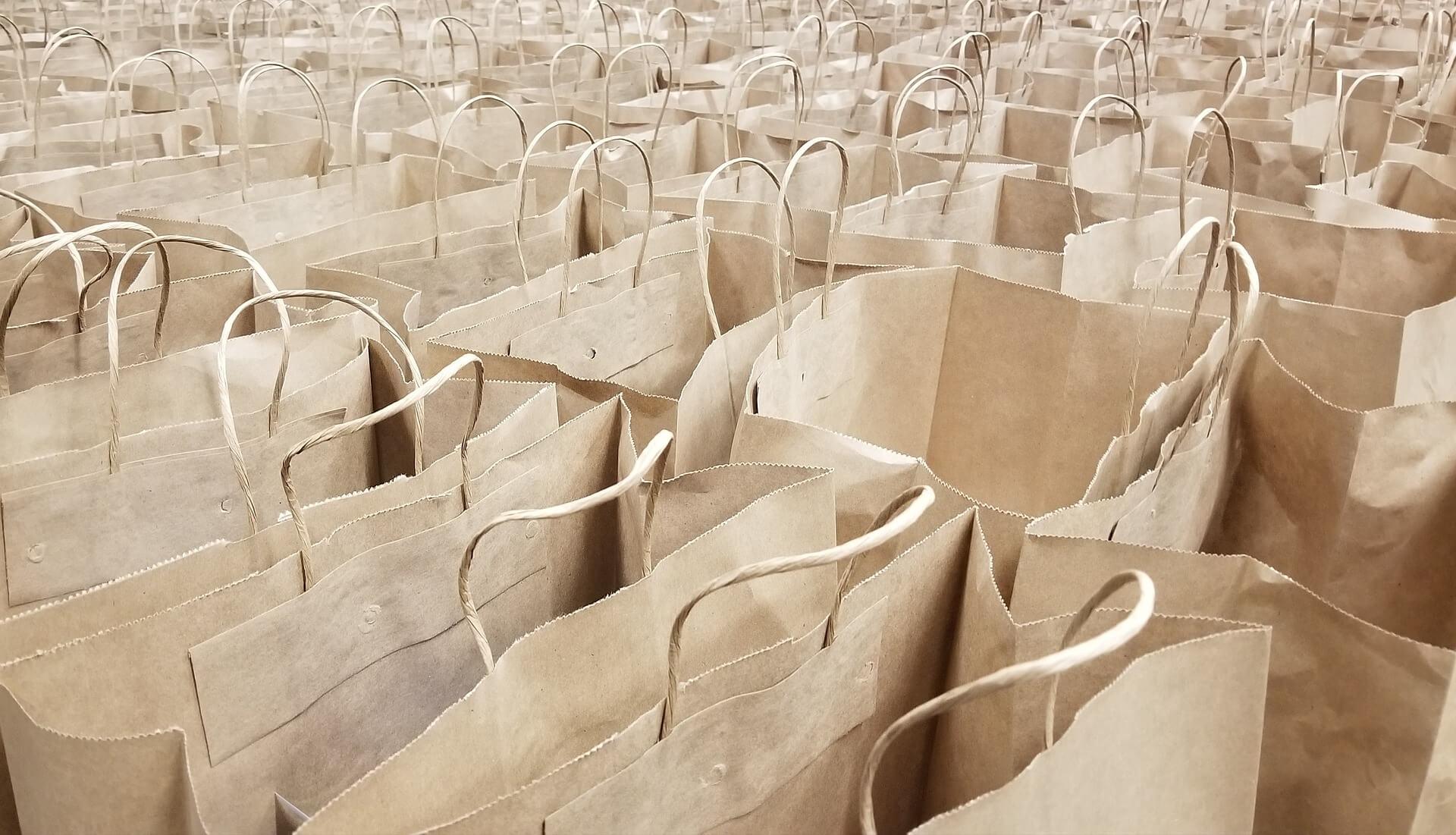 Résidus verts et compost: le papier est de mise!